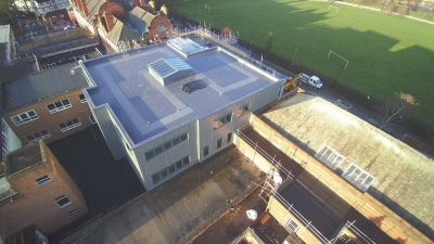 CIS New Building