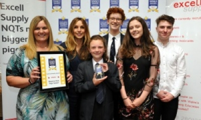 QPHS are Cheshire School Awards 2018 winners