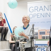 CIS New Building Official Opening
