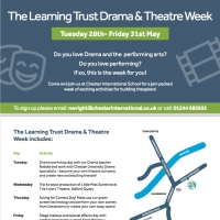 Drama & Theatre Week 28th-31st May 2019
