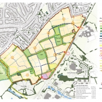 Proposed Wrexham Road Housing Development
